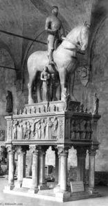 Monument to Bernabo Visconti