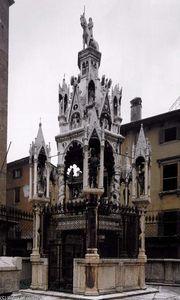 Monument to Cansignorio della Scala