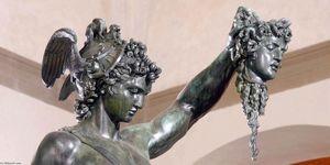 Perseo (particolare)