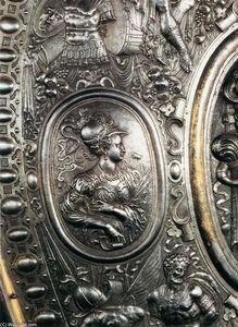 Scudo per Francesco I de Medici (particolare)