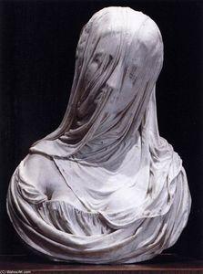 Bust of a Veiled Woman (Puritas)