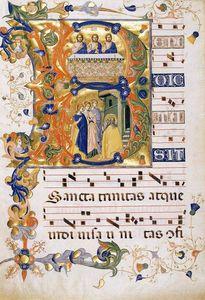 Gradual 2 for San Michele a Murano (Folio 74)