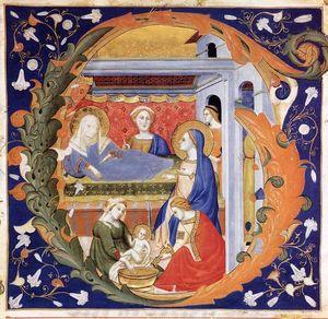 Gradual from Santa Maria degli Angeli (Folio 148)