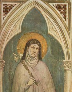 Santo Clare ( particolare )
