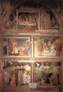Scenes from the Life of Magdalene
