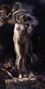 Lange Mademoiselle como Venus
