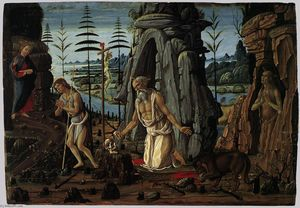 St Jerome in the Wilderness