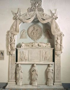 Wikioo.org - The Encyclopedia of Fine Arts - Artist, Painter  Jacopo Della Pila