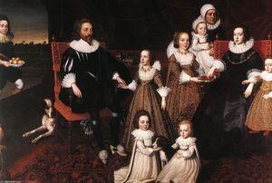 Señor Thomas null y sus Familia
