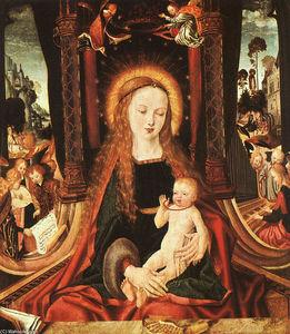 Wikioo.org - The Encyclopedia of Fine Arts - Artist, Painter  Master Of The Aix En Chapel Altarpiece