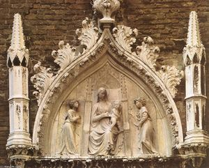 Wikioo.org - The Encyclopedia of Fine Arts - Artist, Painter  Master Of The Mascoli Altar