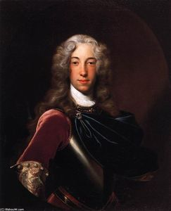 Portrait of Adam Philipp, Count Losy von Losymthal