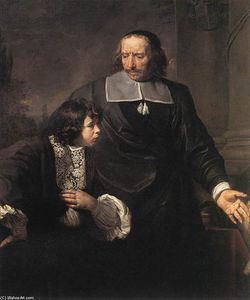 A Teacher and his Pupil