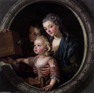 Wikioo.org - The Encyclopedia of Fine Arts - Artist, Painter  Charles Amédée Philippe Van Loo