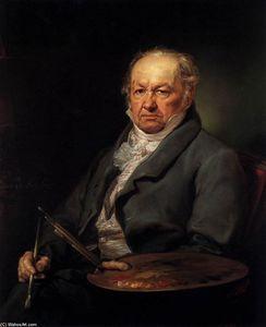 художник Francisco де Goya