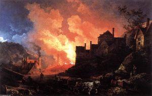 Coalbrookdale by Night