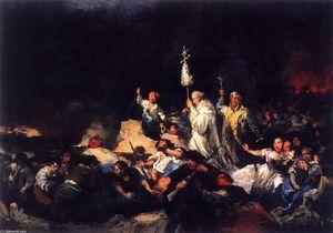 Wikioo.org - The Encyclopedia of Fine Arts - Artist, Painter  Eugenio Lucas Velazquez