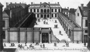 Hôtel Tambonneau, Paris