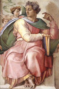 Isaiah (detail)