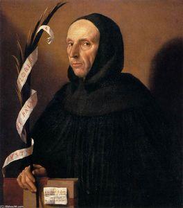 Portrait of a Dominican, Presumed to be Girolamo Savonarola
