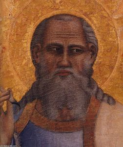 St John the Evangelist (detail)