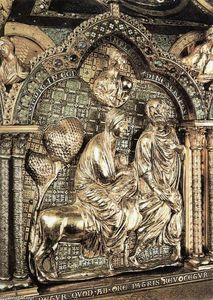 Shrine of the Virgin (detail)