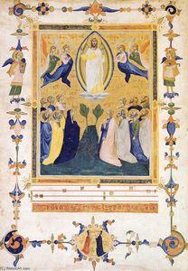 Laudario della Compagnia di Sant Agnese