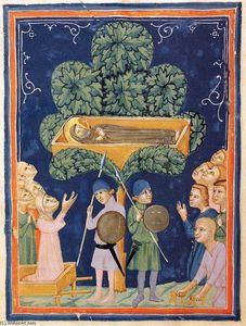 The Morgan Codex (Folio 37)