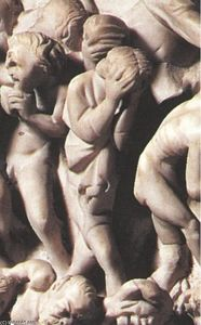 Last Judgment (detail)