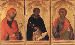Polittico di santa Caterina ( particolare )