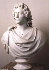 Johann Wolfgang von Goethe - Alexander Trippel