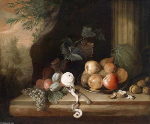 Wikioo.org - The Encyclopedia of Fine Arts - Artist, Painter  Barent Vermeer