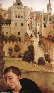 Pierre Bladelin Triptych (detail)