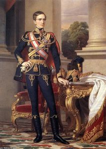 Portrait of Emperor Franz Joseph I