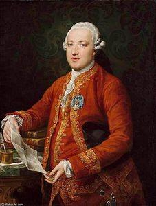 Don José Moñino y Redondo, Count of Floridablanca