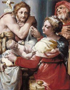Wikioo.org - The Encyclopedia of Fine Arts - Artist, Painter  Giovanni Francesco Bezzi (Nosadella)