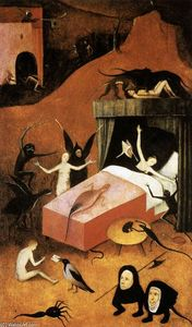 Last Judgment (fragment of Hell)