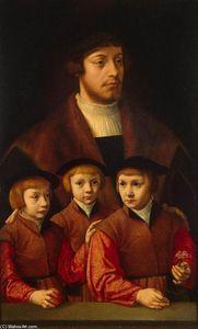 Barthel Bruyn The Elder