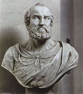 Bust of St Peter