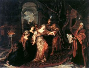 The Swooning of Esther