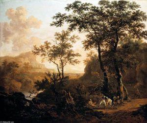 Wikioo.org - The Encyclopedia of Fine Arts - Artist, Painter  Dirck Ii Dalens