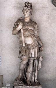 Cosimo as Augustus