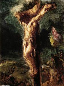 Christ on the Cross (sketch)