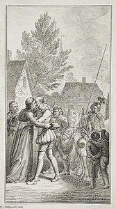 Illustration for Don Quixote