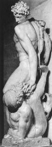 Honour Triumphant over Falsehood (rear view)