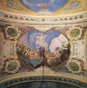 Wikioo.org - The Encyclopedia of Fine Arts - Artist, Painter  István Dorffmeister