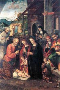 Wikioo.org - The Encyclopedia of Fine Arts - Artist, Painter  Bernardino Fasolo