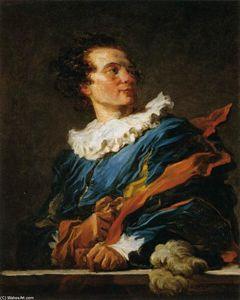 Abbé de Saint-Non (Fanciful Figure)