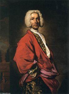 Portrait of Count Galeozzo Secco Suardo