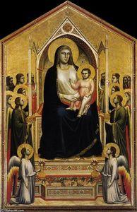 Madonna di Ognissanti madonna in maestà